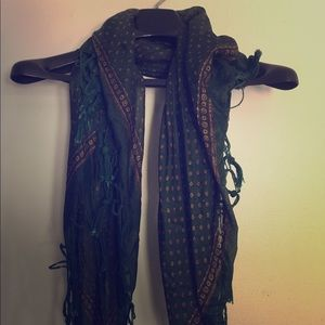 Urban Outfitters 100% Silk Scarf